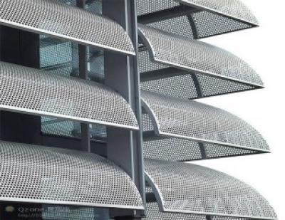 建筑冲孔网